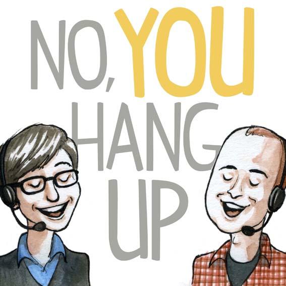 no you hang up mp3